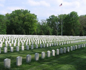 Confederate Cemetery, Arsenal Island, Rock Island Illinois